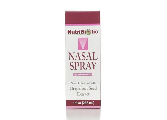 NutriBiotic Nasal Spray - Grapefruit Seed Extract, 1oz