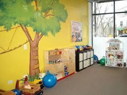 Bedrooms Faboulus Attic Kids Playroom Ideas With Tree Wall Art Astonishing Photos Decoration