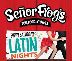 El Patio Mexican Restaurant Bluefield Va by Señor Frog U0027s Bar U0026 Restaurant Las Vegas Señor Frog U0027s Menus