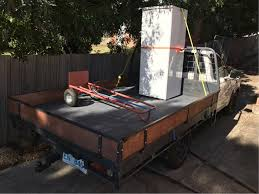 100 Truck Bed Motorcycle Lift Can I Use Ratchet Straps To Lift A Dolly Into A Truck Bed