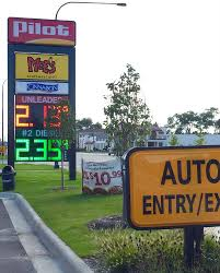 Pilot Travel Center - 10 Photos - Gas Stations - 7501 S Harlem Ave ...