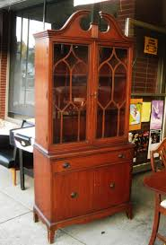 uhuru furniture collectibles sold duncan phyfe china cabinet