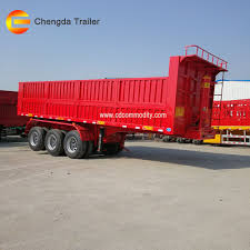 100 Best Semi Truck China Made Low Price Tipper Dump Trailer Buy