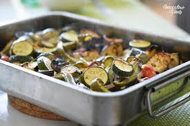 comment cuisiner les courgettes au four ma semaine de repas 2 comment cuisiner plein de légumes