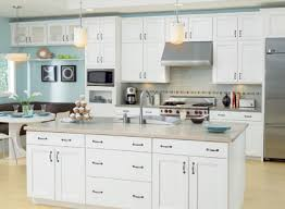 american woodmark cabinets kitchen remodel done pic overload with