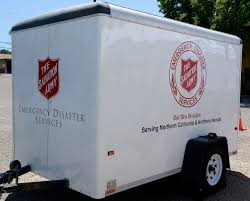 Salvation Army Secures Disaster Trailer – Chico Enterprise-Record