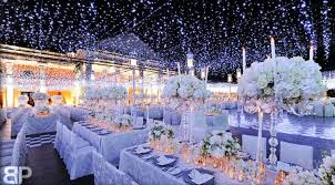 Outstanding Winter Themed Wedding Decorations Decoration Reception
