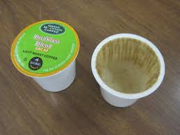 HOW TO RECYCLE YOUR USED K CUPS HAND GRINDING WHOLE BEAN COFFEE HEAT SEALING FOIL LIDS