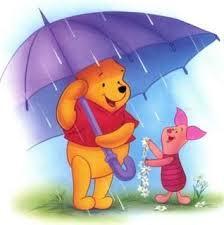 Winnie The Pool Rain