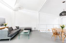 Cement Grey Marmoleum Floor By Forbo Minimalist Flooring