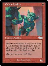 Goblin Charbelcher Vintage Deck by Peter Fehser U0027s Goblin Deck Comnunity Decks Magic The Gathering