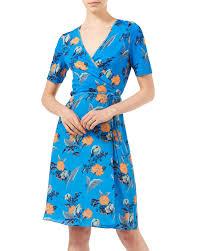 10379 flare wrap dress diane von furstenberg anna