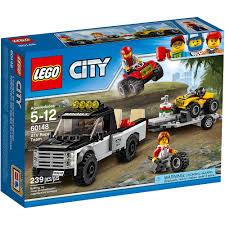 LEGO City ATV Race Team 60148 - LEGO - Toys