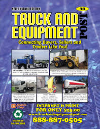 100 Jukonski Truck And Equipment Post Magazine By 1ClickAway Issuu