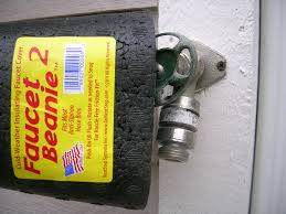 Leaking Outdoor Faucet Freezing by Faucetbeanie 2 Outdoor Faucet Cover No Hooks Bands Or Straps