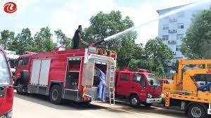 100 Pierce Trucks Used Fire For Sale 57 Cubic Water Foam Fire Fighting