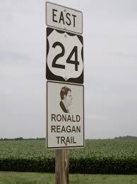 Sycamore Pumpkin Fest Flag by Ronald Reagan Trail Enjoy Illinois