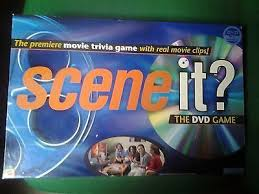 Scene It Original DVD Board Game