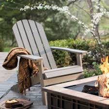 Belham Living All Weather Resin Wood Adirondack Chair - Gray - Walmart.com Fniture Outdoor Patio Chair Models With Resin Adirondack Chairs Vermont Woods Studios Shine Company Tangerine Seaside Plastic 15 Best Wood And Castlecreek Folding Nautical Curveback 5piece Multiple Seating Group Latest Inspire 5 Reviews Updated 20 Stonegate Designs Composite With Builtin Gray Top 10 Of 2019 Video Review