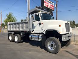 2003 International Paystar 5500 Dump Truck For Sale, 66,879 Miles ...