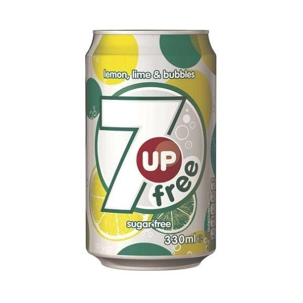 7 Up Cans 6 Pack 6X330 4Packs