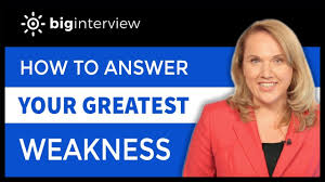 HOW TO ANSWER: What Is Your Greatest Weakness? How To Conduct An Effective Job Interview Question What Are Your Strengths And Weaknses List Of For Rumes Cover Letters Interviews 10 Technician Skills Resume Payment Format Essay Writing In A Town This Size Personal Strength Resume To Create For Examples Are The Best Ways Respond Questions Regarding 125 Common Questions Answers With Tips Creative Elementary Teacher Samples Students And Proposal Sample