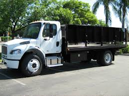 Used Flatbed Dump Trucks Fresno CA | Used Dump Truck Bodies For Sale ...