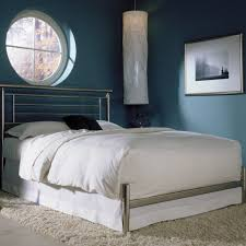 Metal Bed Frames Are A More Modern Convention Lacking The Warmth And Familiarity Of Traditional