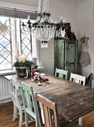 Vintage Dining Rooms And Decorating Ideas