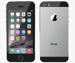 3D model Apple iPhone 5S Space Gray