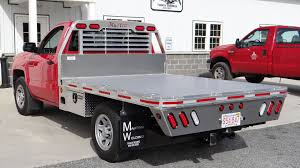 100 Flatbed Truck Bodies Martin Creates Quality Custom Aluminum Flatbed