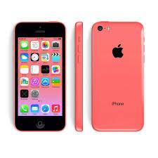 Grade B Apple Iphone 5c 16GB GSM Unlocked IOS Smartphone PINK
