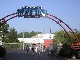 Kings Dominion Halloween Haunt Application by Flight Of Fear Wikipedia