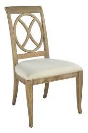 100 Urban Retreat Furniture Hekman Ring Back Side Dining Chair In Khaki Set Of 2