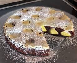 schneller schoko vanille kuchen