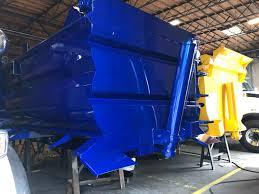 100 Blue Dump Truck Painted A Dump Truck WR Last Night Well Technically Its