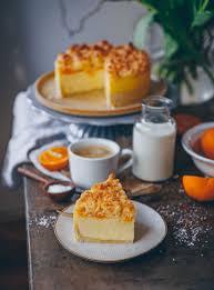 mandarinen schmand kuchen mit kokosstreuseln klara s