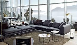 marque de canap italien canapé italien design idées pour le salon par les top marques italia