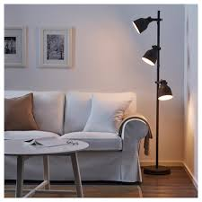Regolit Floor Lamp Hack by Hektar Floor Lamp With Spot Dark Grey Ikea Living Room Floor