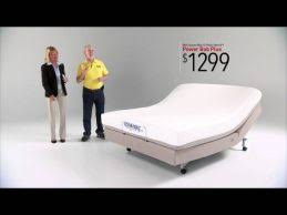 power bob adjustable bed with bob o pedic sky bob s discount
