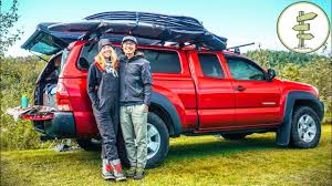 100 Pickup Truck Camper Extreme Minimalists Living FullTime In A
