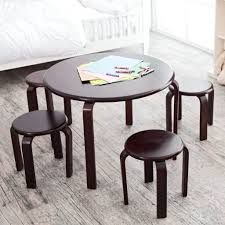 Wooden Children Table And Chair Children Play Table And ...