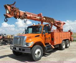 2004 International 7400 Digger Derrick Truck | Item BZ9177 |...