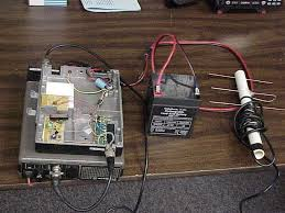 Here is an even bigger RF power amplifier