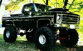 Old Lifted Chevy Truck Want Who Says Girls Cant Love Trucks