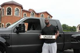 Want To Buy Ex-Giants DE Justin Tuck's 'unique' Tricked-out Truck ...
