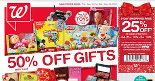 Walgreens Black Friday Ad Scan Available 50 Off Toys Cheap Nabisco More Hip2Save