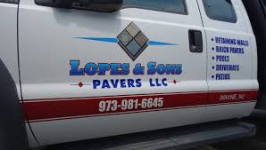 Lettering And Logo Design For Lopes Pavers On Ford Truck | AJR Signs ... Door Lettering Vehicles Vinyl Letters Signs Nyc Vehicle Wraps 4 Truck Specialists Of Nj Professional Prting Design Services Mantua Sign Lighting Our Best Hvac Van Fleet Branding Box And Installation Ny Max 2 Auto Graphix Central New Jersey Edison Decalss By Acerbos Trim Custom Lettering For