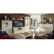 wohnzimmer möbel serie leer 55 in pinie weiß mit abs taupe selbst zu
