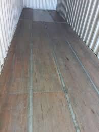 100 Shipping Container Flooring 12m Containers Available In PE